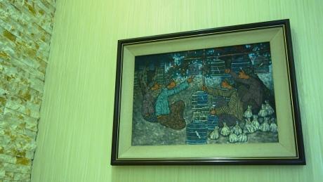 Pondok Kartika Painting