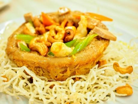Yuan Xiang Vegetarian Yam Ring