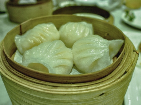 Yum Cha Changi UE Biz Hub Yum Cha Prawn Dumpling